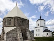 Место, где свободно соединяются религии