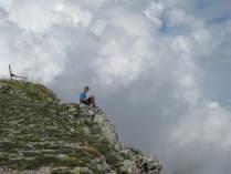 отдых на вершине