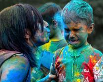 Цветные слезы