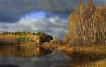 Черная Порза. Осень
