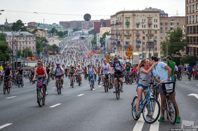 Вся власть велосипедистам!