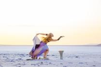 Восточная танцовщица принцесса Амира