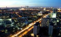 Москва с высоты в 37 этажей