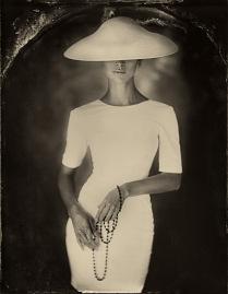 Lilya, the hat designer
