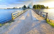 Остров Столбный