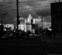 Москва - транзит