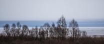 Озеро Ильмень ...март