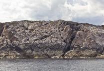 Скалы над Белым морем