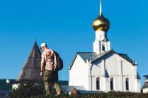 Туристы открывают для себя Ростов
