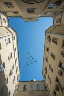 Окно в небо: Сушки