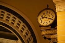 Часы отсчитывают вечность