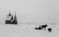 Зима в Кенозерье