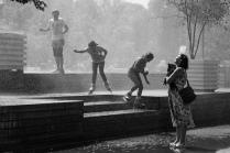 Жаркий день в Парке Горького