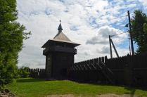 деревянная сторожевая башня