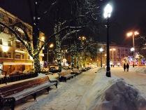 Очарование зимней Москвы