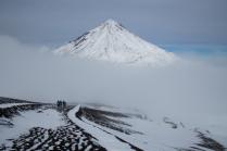 Штурм Авачинского вулкана