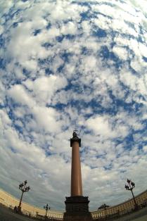 Санкт-Петербургское небо