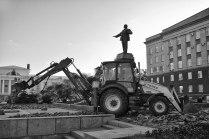 Ленин на броневике. Версия 2.0