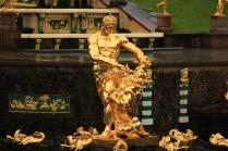 скульптура Самсона