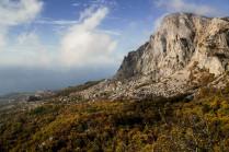 Гора Челеби-Яурн-Бели