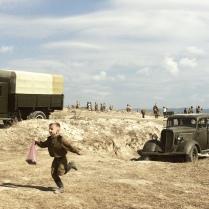 Бегство от войны к счастливому детству