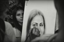 ...Я нарисую Ваш портрет...