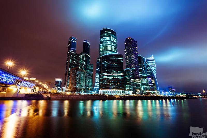 Москва-Сити. 20 лет спустя