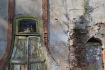 дверь с картиной