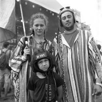 Семья из Армавира.
