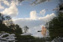 Отражение в речной глади