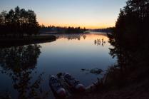 Утром ранним на рассвете