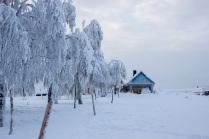 Зима в Пермском крае