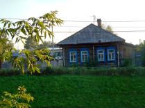 Старинный домик на горе
