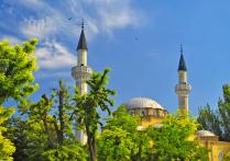 Крымская мечеть