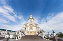 Собор Благовещения Пресвятой Богородицы в Дивеево