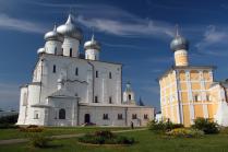 Спасо-Преображенский Варлаамо-Хутынский женский монастырь