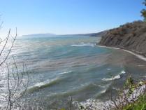 Осеннее море. Восточный Крым