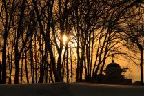 Зима в Люблино