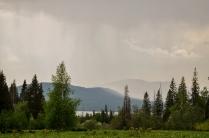 Дождь на Урале