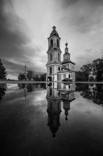 Монастырское отражение
