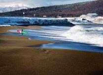 Серфинг на о.Сахалин
