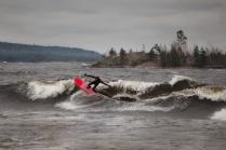 Серфинг в Карелии