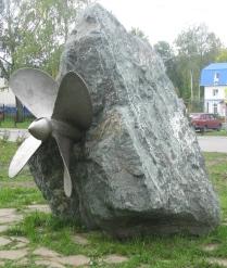 В Зеленодольске и камни могут заставить плыть!!