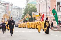 Крестный ход на Петровке