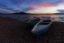 Краски горного озера