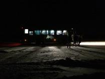 Ночная остановка