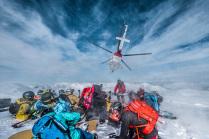 Энергия счастья. Хели-ски на Камчатке.