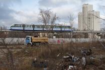 Москва. 21 век. Киберпанк
