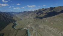 Река Чуя и Чуйский тракт
