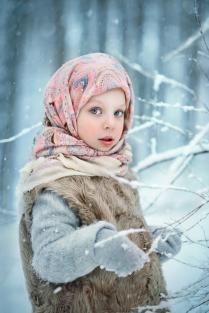 Зимняя.